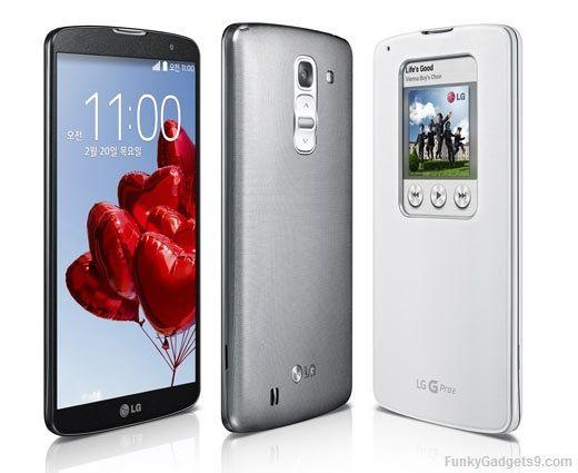 LG G Pro 2 Image Gallery