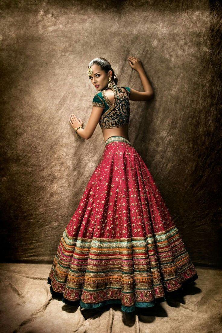 solah-shringar:  Shyamal & Bhumika