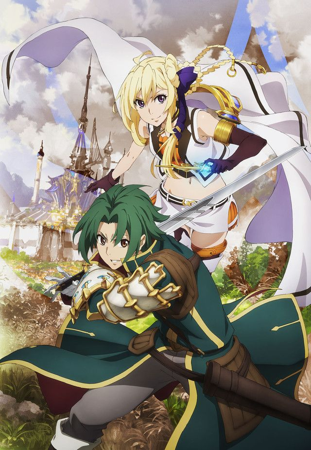 Grancrest Senki /// English Record of Grancrest War