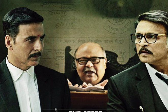 Jolly LLB 2 First Weekend Box Office Collection - Domestic ...