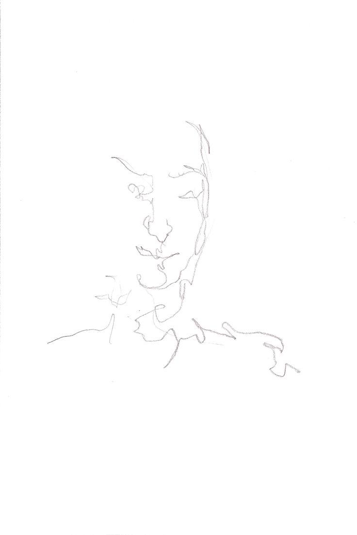 Martine Poppe - Doodle #19, 2012