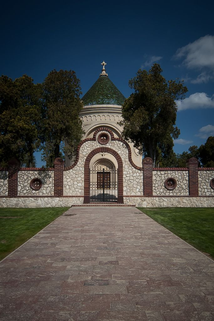 Zsolnay-mauzóleum, Pécs, Hungary