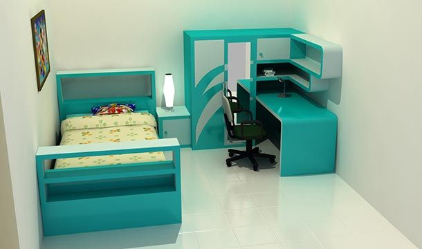 70 Designs For Boys Bedroom Latest 3 X 3 Size Simple Bedroom Boy Bedroom Design 70 S Design Minimalist room decoration size 3x3