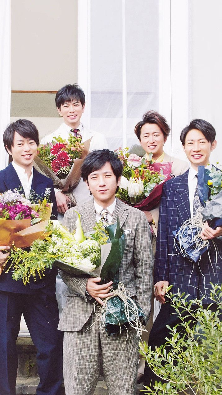 arashi jpop ninomiya kazunari johnny
