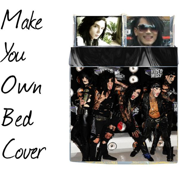 Pierce The Veil Bed Covers