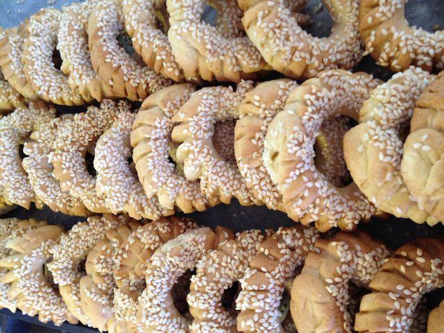 Sephardic cookies for Purim