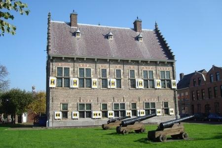 Willemstad, Noord-Brabant, Mauritshuis