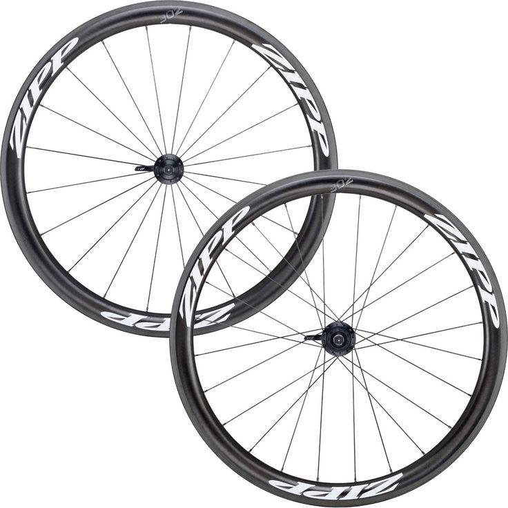 Zipp 302 Carbon Clincher Wheelset (Shimano)   Performance Wheels