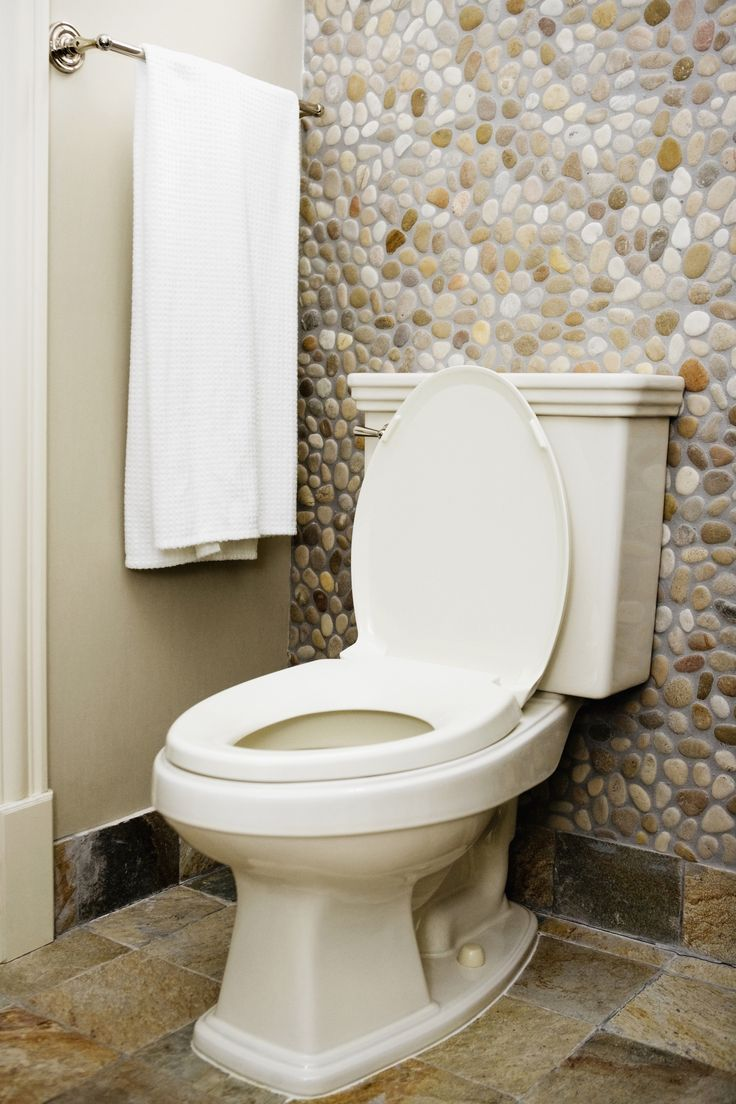 Leaving pee in the toilet