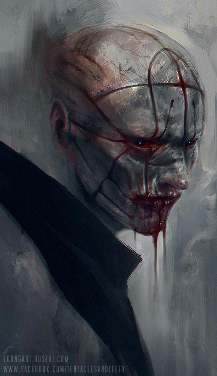 rpg settings  — pixelated-nightmares:  Blood Creature? Cenobite?...