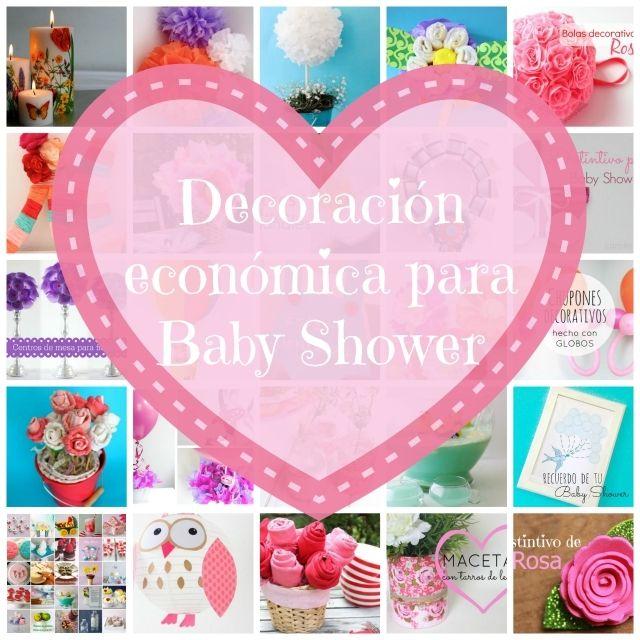 DIY: Baby Shower con un bajo presupuesto - Blog de BabyCenter