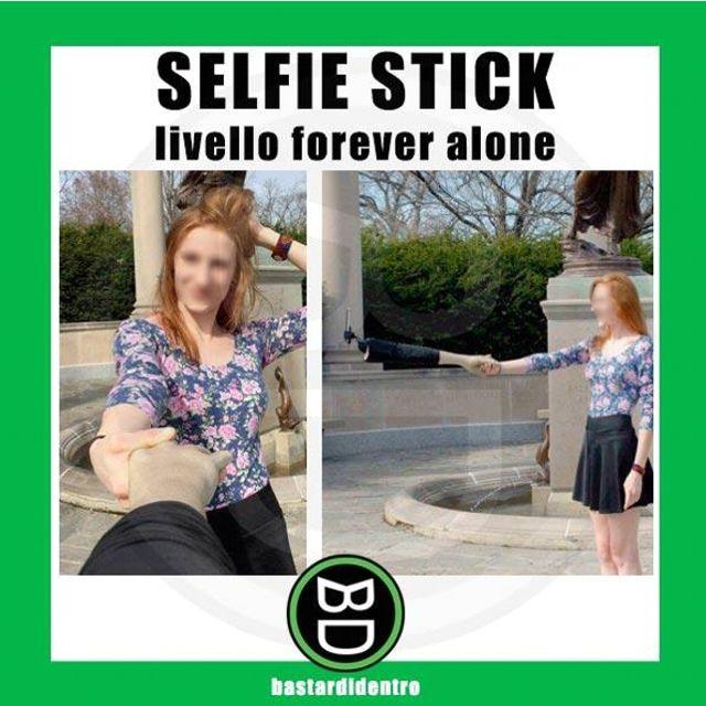 #Selfie stick