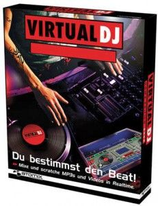 Baixar Virtual DJ Pro 8.0 Build 2177 Crack - Baixeveloz