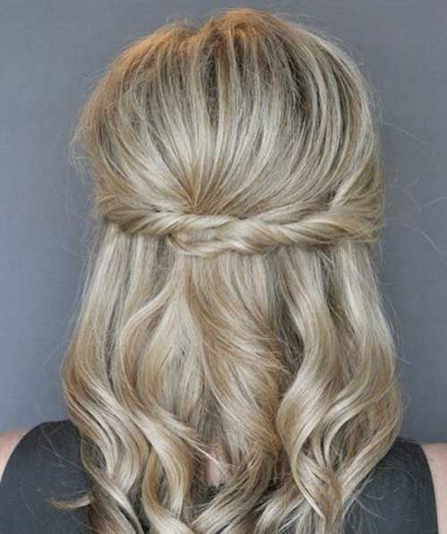 Hair Do For Wedding Guest: 23.Hairstyle For Wedding Guests