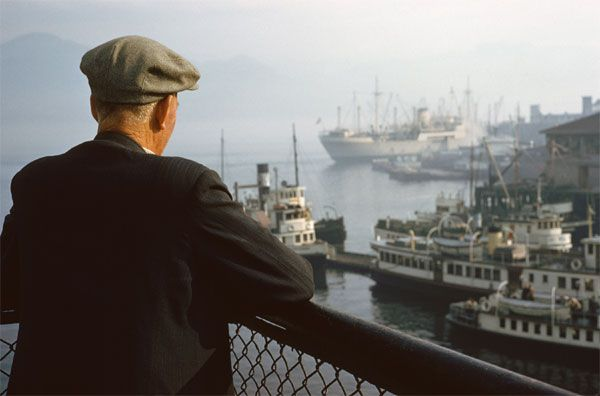 Fred Herzog: Waterfront Flaneur 1959