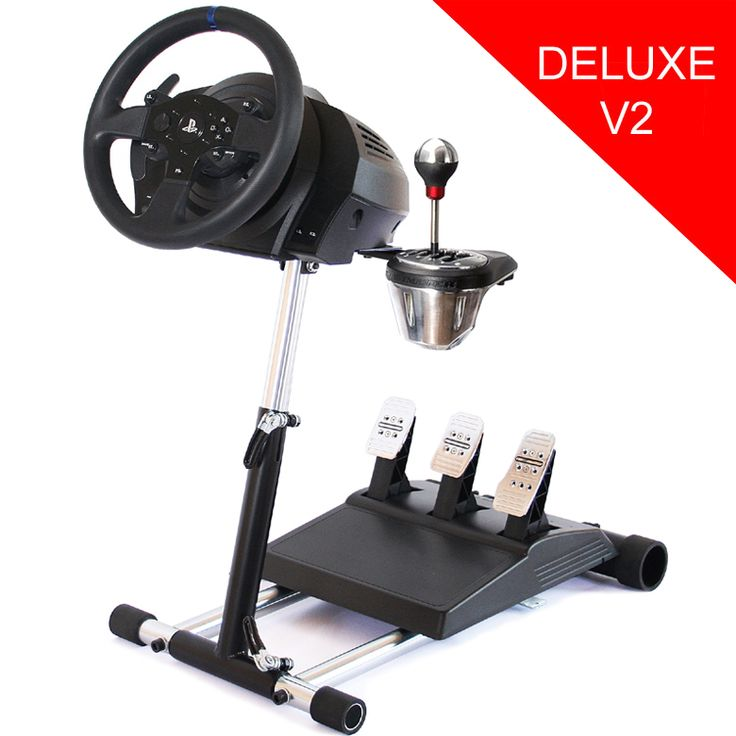 Wheel Stand Pro for Thrustmaster T300RS and TX Racing Wheel - DELUXE V2 - Product - Wheelstandpro