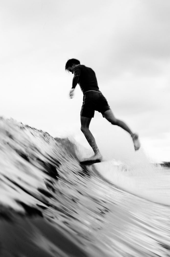 The return of Dane Peterson to Byron Bay