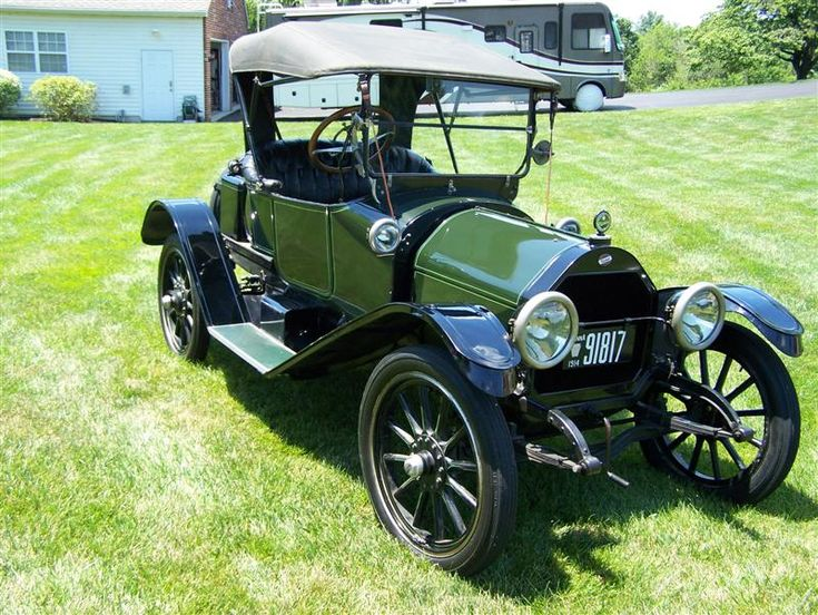1914 overland model 79r roadster america motor for American classic antiques