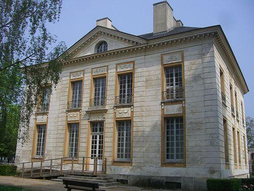 Grand Château ou Hôtel de Mézières (XVIIIe), Eaubonne (95)    Attribué à l'architecte Claude-Nicolas Ledoux