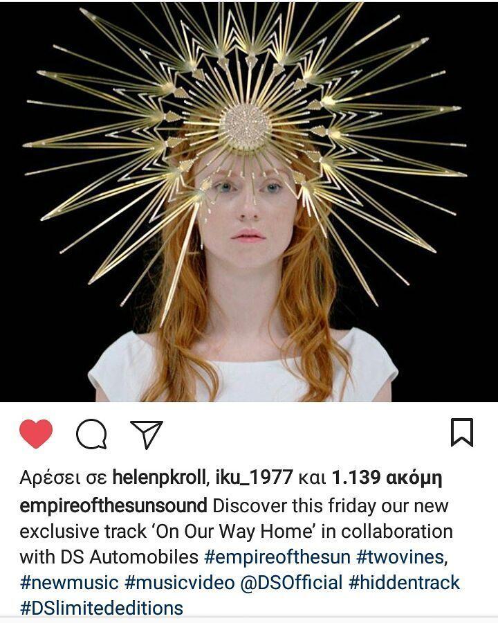"""28 """"Μου αρέσει!"""", 1 σχόλια - Empire of The Sun Greece (@greekempyreans) στο Instagram: """"Αυτή τη Παρασκευή η Αυτοκρατορία του ήλιου σάς καλοί να ανακαλύψετε το νέο τραγούδι """"On Our Way…"""""""
