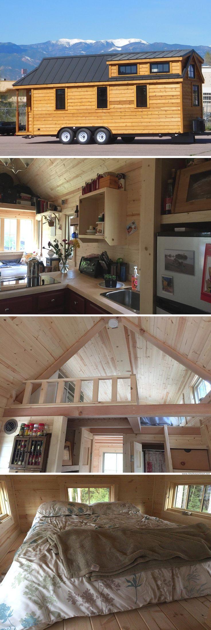 Best 25+ Tiny house trailer ideas on Pinterest   Small garden ...