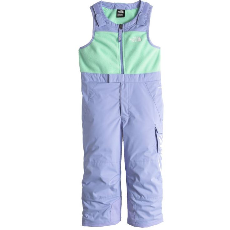The North Face Toddler Girls Insulated Bib Size 4t