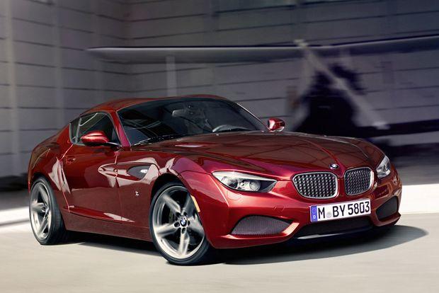 BMW'nin yeni prestij modeli Zagato Coupe