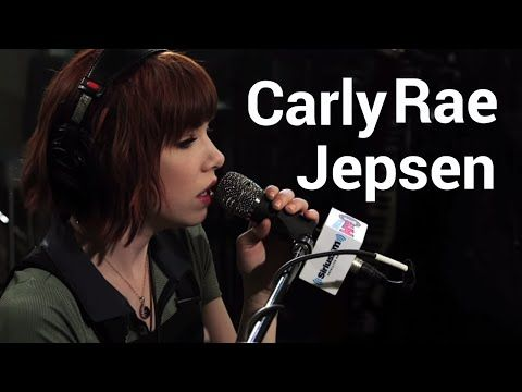 "Carly Rae Jepsen ""King Of Wishful Thinking"" Go West Cover Live @ SiriusXM // Hits 1 - YouTube"