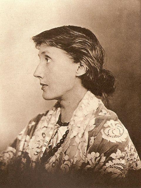 Virginia Woolf 1920s.