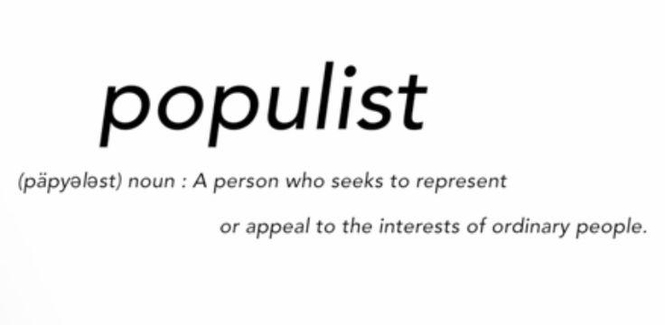 """Populists""??? EU Mind-Control...."
