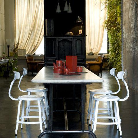 Nicolle Dining Chairs #decor #interiordesign #gaudionfurniture #style #homeinterior #diningchairs