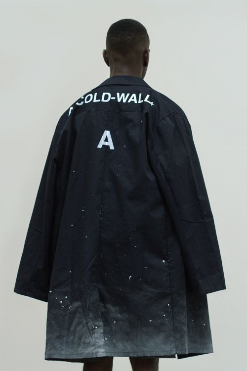 "A-COLD-WALL* x Harvey Nichols 2015 Spring/Summer ""PUBLIC-FORM"" Lookbook"