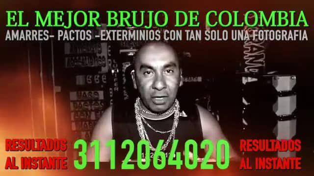 EL MEJOR BRUJO DE COLOMBIA MAGIA NEGRA 3143920892 CHAMAN LLANERO RAMIRO LOPEZ on Vimeo