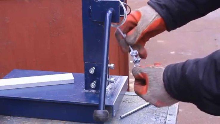 Самодельная стойка для дрели своими руками.Часть4.Homemade drill press