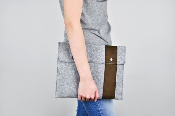 Felt Macbook Case | Macbook Case | Macbook Pro 13 Case | Macbook Pro Case | Laptop Case | Macbook Pro | Felt Macbook Sleeve | Laptop Cover
