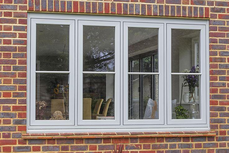 Solarlux SL 60e Bi-Folding Doors, Halo Flush uPVC Windows and Apeer Composite Front Door, West End, Surrey - Thames Valley Windows