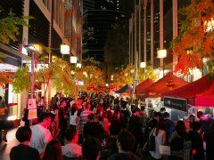 Chinatown Night Market   Events in Sydney The Chinatown Night Market is