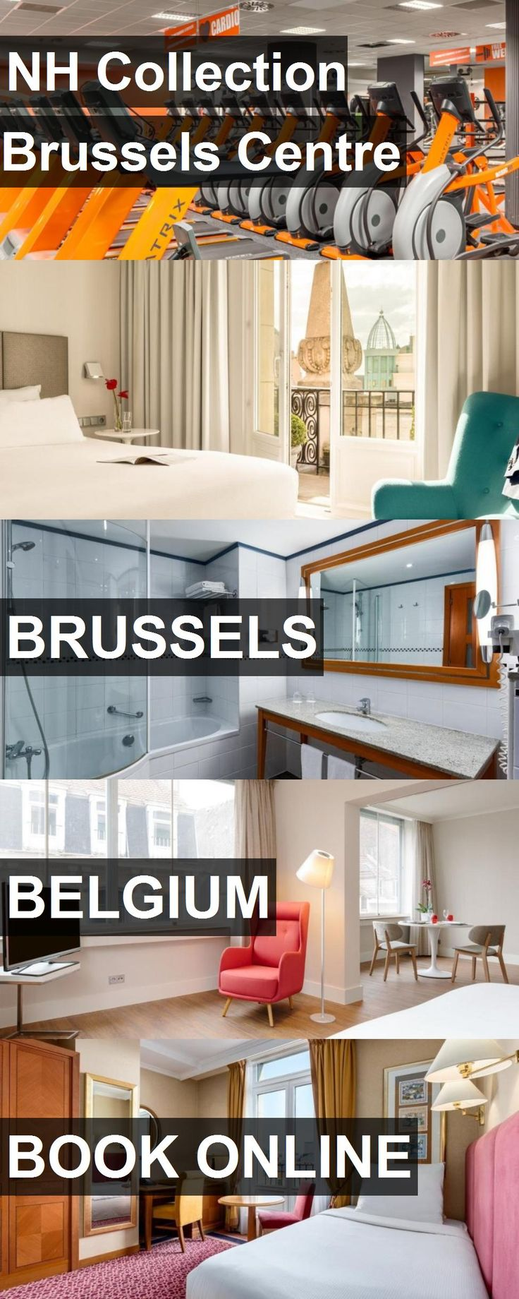 Hotel NH Collection Brussels Centre in Brussels, Belgium. For more information, photos, reviews and best prices please follow the link. #Belgium #Brussels #NHCollectionBrusselsCentre #hotel #travel #vacation