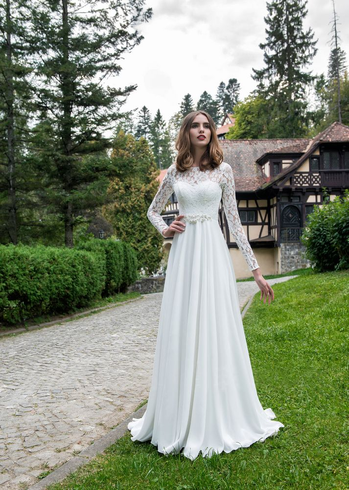 Rochia de mireasa Elvira din Colectia Charming
