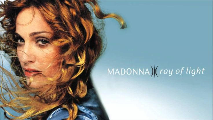 Madonna - 07. Sky Fits Heaven