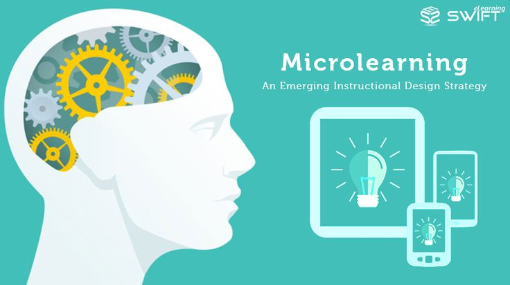 Microlearning best Instructional design strategy in elearning  Today's millennial workforce is overwhelmed, distracted, stressed out and disengaged more than ever. And this younger generation wants to have a complete control over what they learn, how they learn and when they learn, provided the learning is completely relevant. Given their low attention spans and heavy distractions, long and boring content (aka information dump) makes no more sense in the present context. So it's time to…