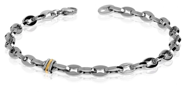 Stainless Steel Bracelet by Zoppini