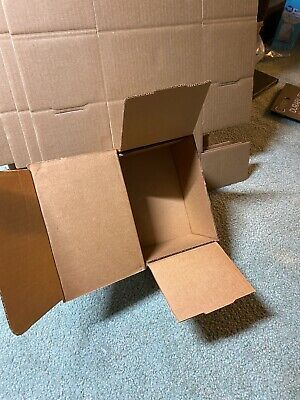 Ad Ebay 8 X 5 X 4 Shipping Boxes Brown Shipping Cardboard Box Free Usa Shipping 10x