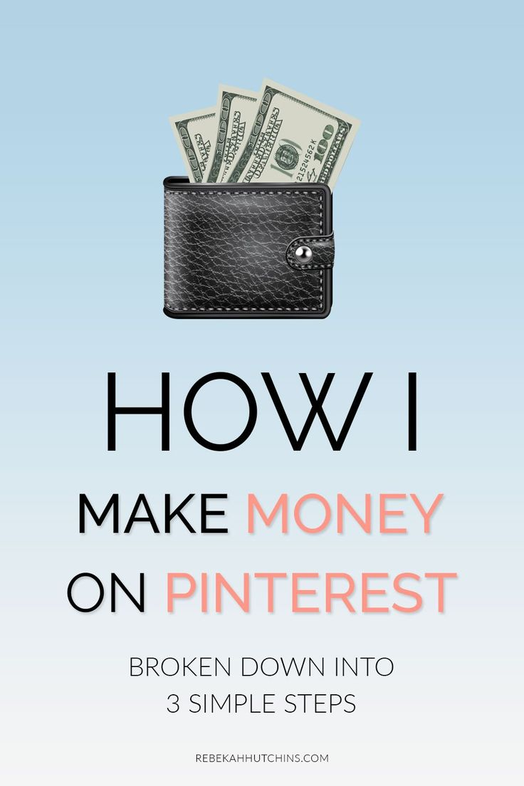 Make money from home with the help of Pinterest. In this post I share how I was able to make 800+ by promoting affiliate products on Pinterest. Click through if you'd like to start making money online and start a new income stream in 3 simple steps!