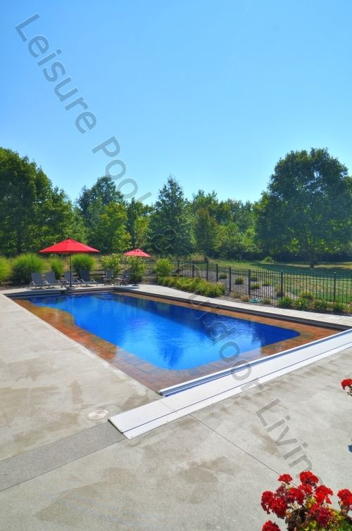 New Albany Moroccan Auto Cover | Luxury Pools And Living