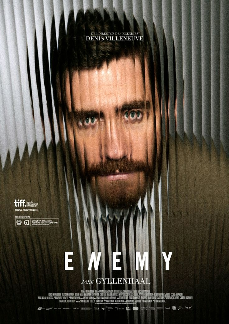 Enemy #Denis #Villeneuve Alternative - Minimalist Movie Posters