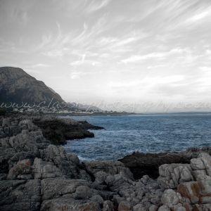 Across Walker Bay, Hermanus, Western Cape