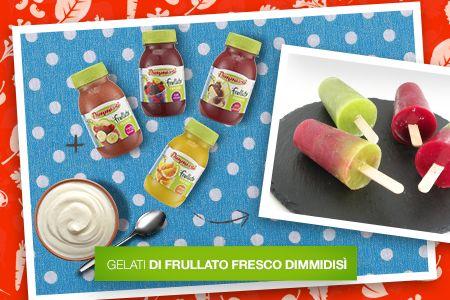 Finita la #scuola e iniziate le #vacanze è tempo di #giochi, #relax, #festa e… #gelati! Scopri le #Ricette di Silvia: http://www.dimmidisi.it/it/dimmicomefai/le_ricette_di_silvia/article/gelati_di_frullato_fresco_dimmidisi.htm #dimmidisi #cucina #ricetta #recipe #cooking #cuisine #kids #gelato #icecream #fruit #frutta