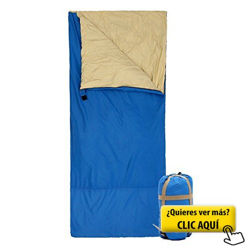 Ohuhu® 75 'x 34' Saco de Dormir con una Bolsa de... #saco