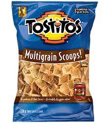 Tostitos® Multigrain Scoops!® Tortilla Chips #InspireTheSeason